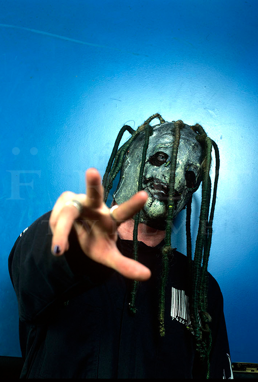 Cory of Slipknot