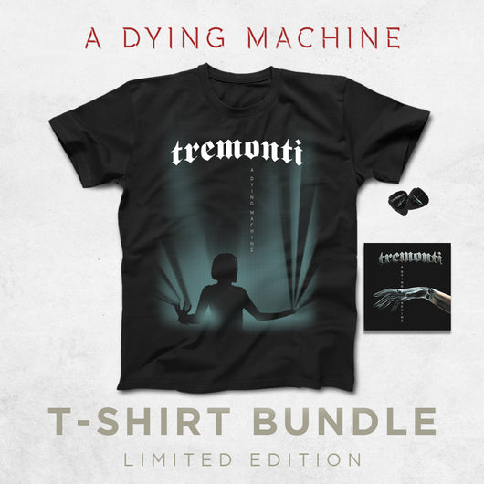 A Dying Machine Limited Edition T-Shirt Bundle