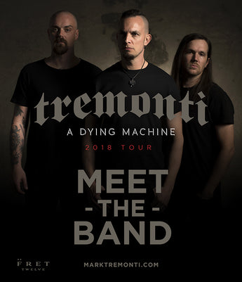 Tremonti: Meet The Band - SUMMER EURO TOUR 2018