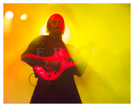 John 5 of Rob Zombie, Riot Fest Chicago 2016