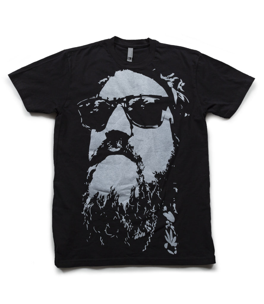 BRENT HINDS (Mastodon) FACE TEE – BLACK