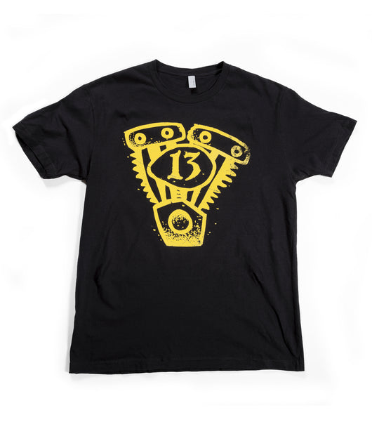 Jim Root (Slipknot): Engine 13 Shirt