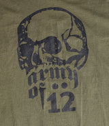 Army of 12 - Skull Tee