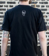ARMY OF 12 LOGO TEE - BLACK