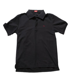 Double Dot Polo Shirt