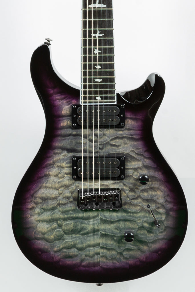 "Paul Reed Smith ""SE Mark Holcomb SVN"" PRS 7-String Doublecut in Holcomb Burst 2020"