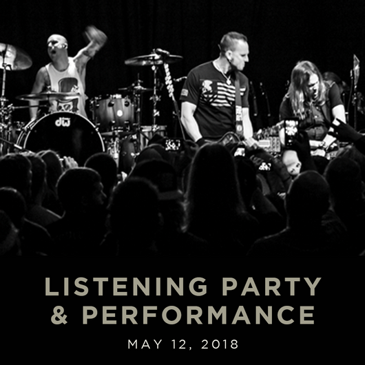 A Dying Machine Listening Party & Performance May 12th