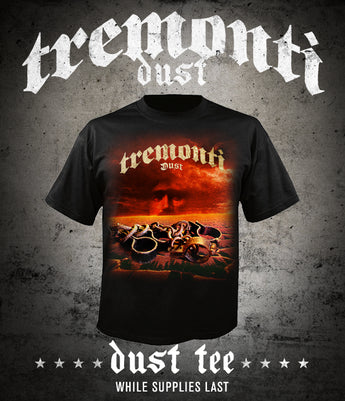 Tremonti - Dust Cover Tee