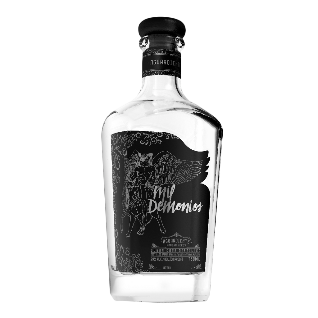 AGUARDIENTE MIL DEMONIOS 375 ML