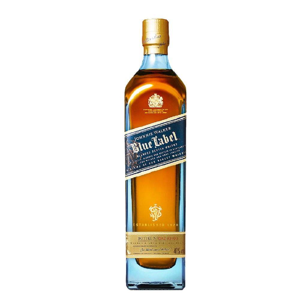 JOHNNIE WALKER - BLUE LABEL 200 ML
