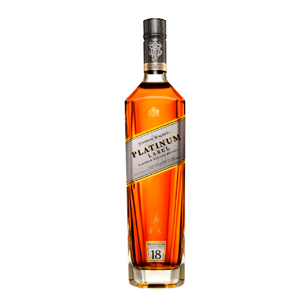 JOHNNIE WALKER - PLATINUM LABEL SCOTCH 750 ML