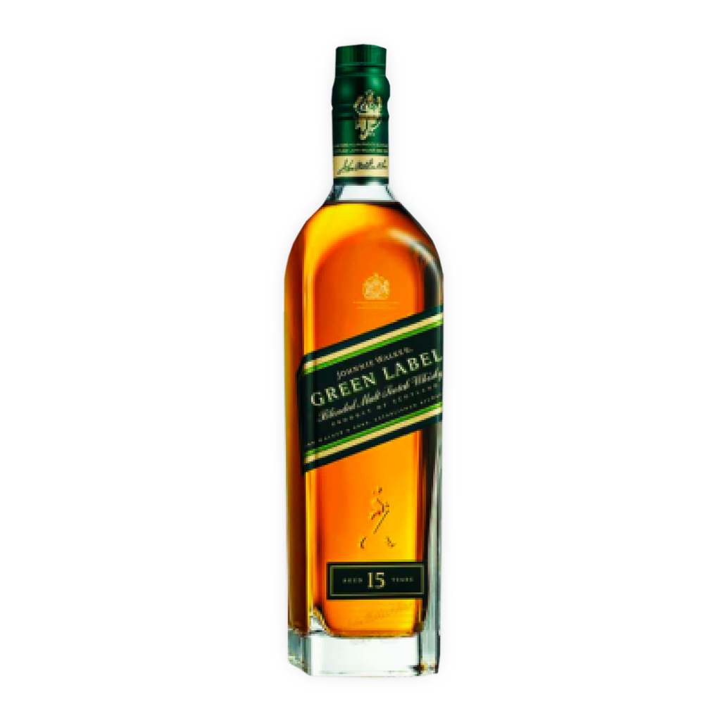 JOHNNIE WALKER - GREEN LABEL 750 ML