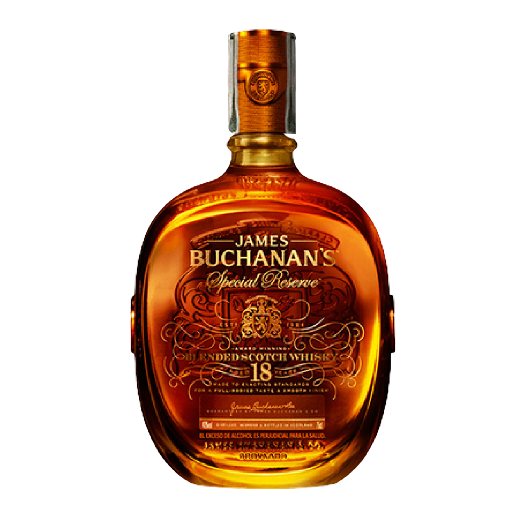 BUCHANAN'S - SPECIAL RESERVE 18 YEARS 750 ML