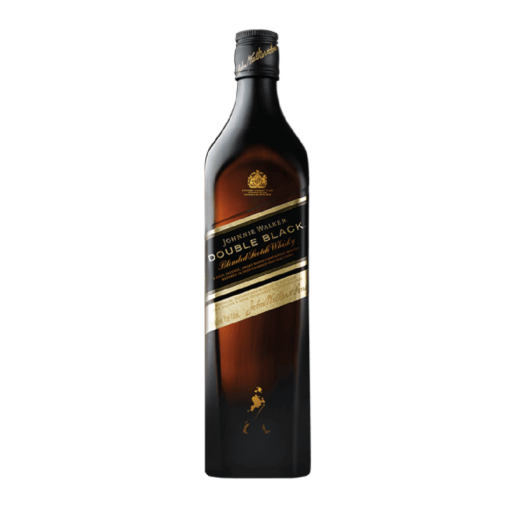 JOHNNIE WALKER - DOUBLE BLACK 750 ML