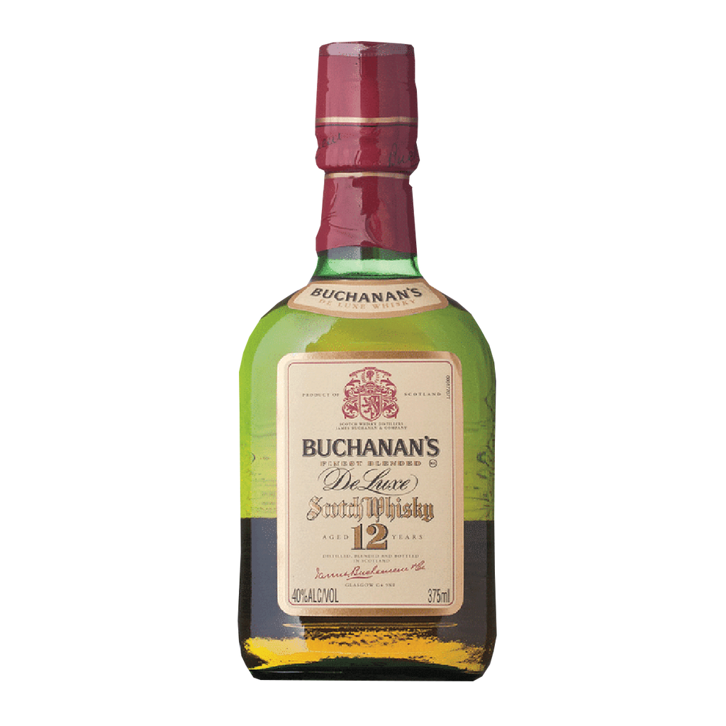 BUCHANAN'S - D'LUXE 12 YEARS 375 ML