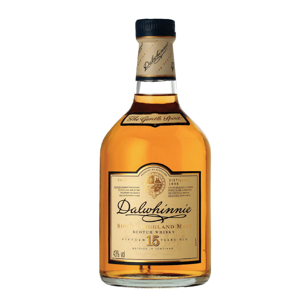 DALWHINNIE - 15 YEARS 750 ML