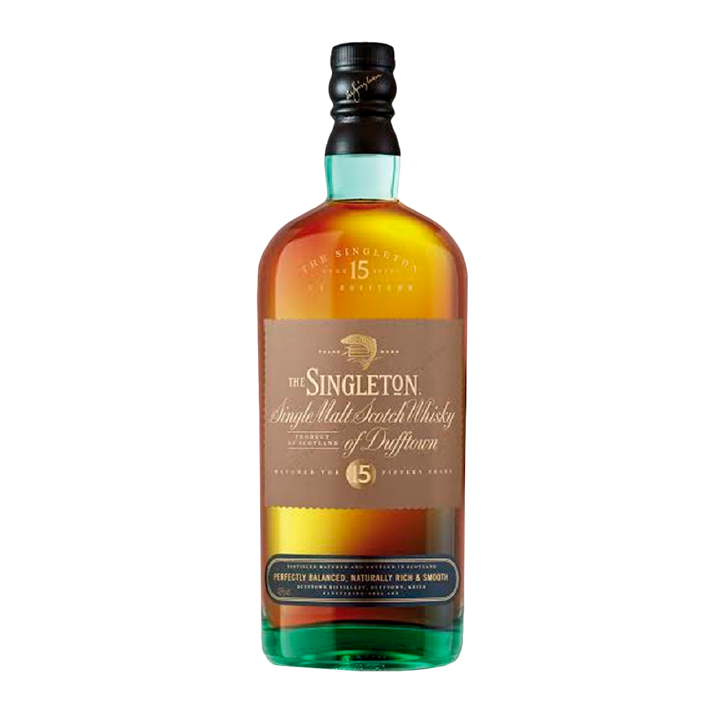 SIGLETON OF DUFFTOWN - 15 YEARS 700 ML
