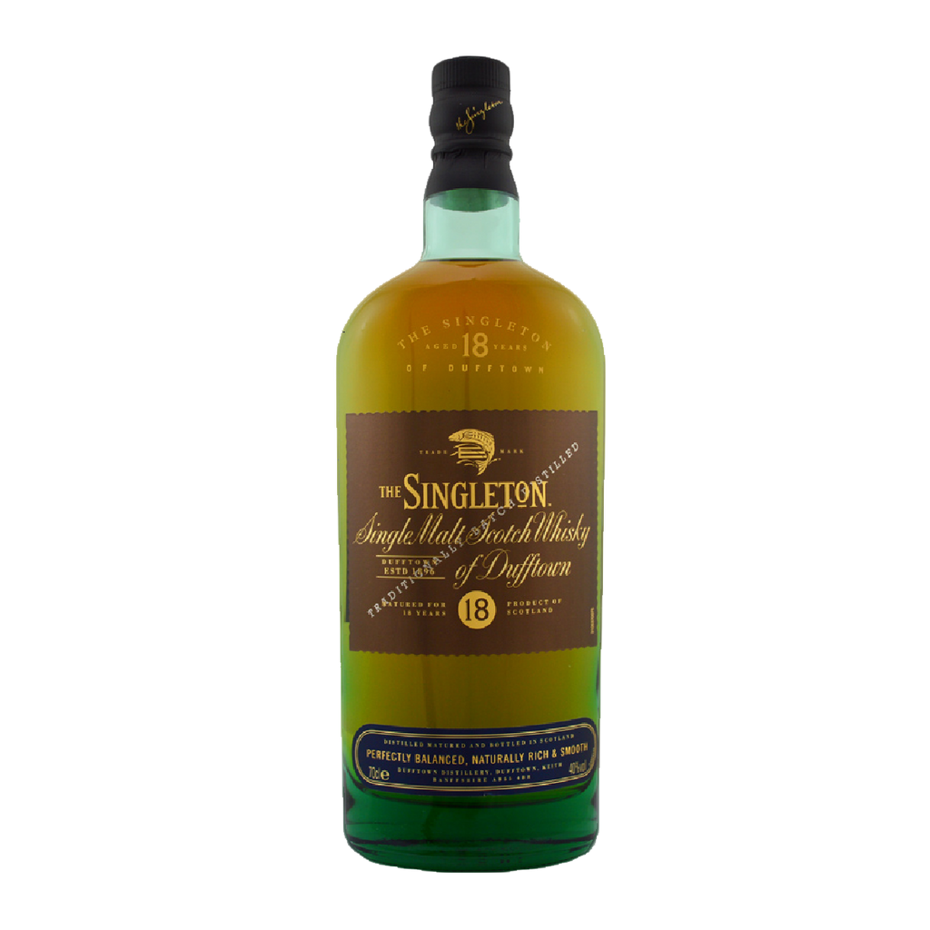 SIGLETON OF DUFFTOWN - 18 YEARS 700 ML