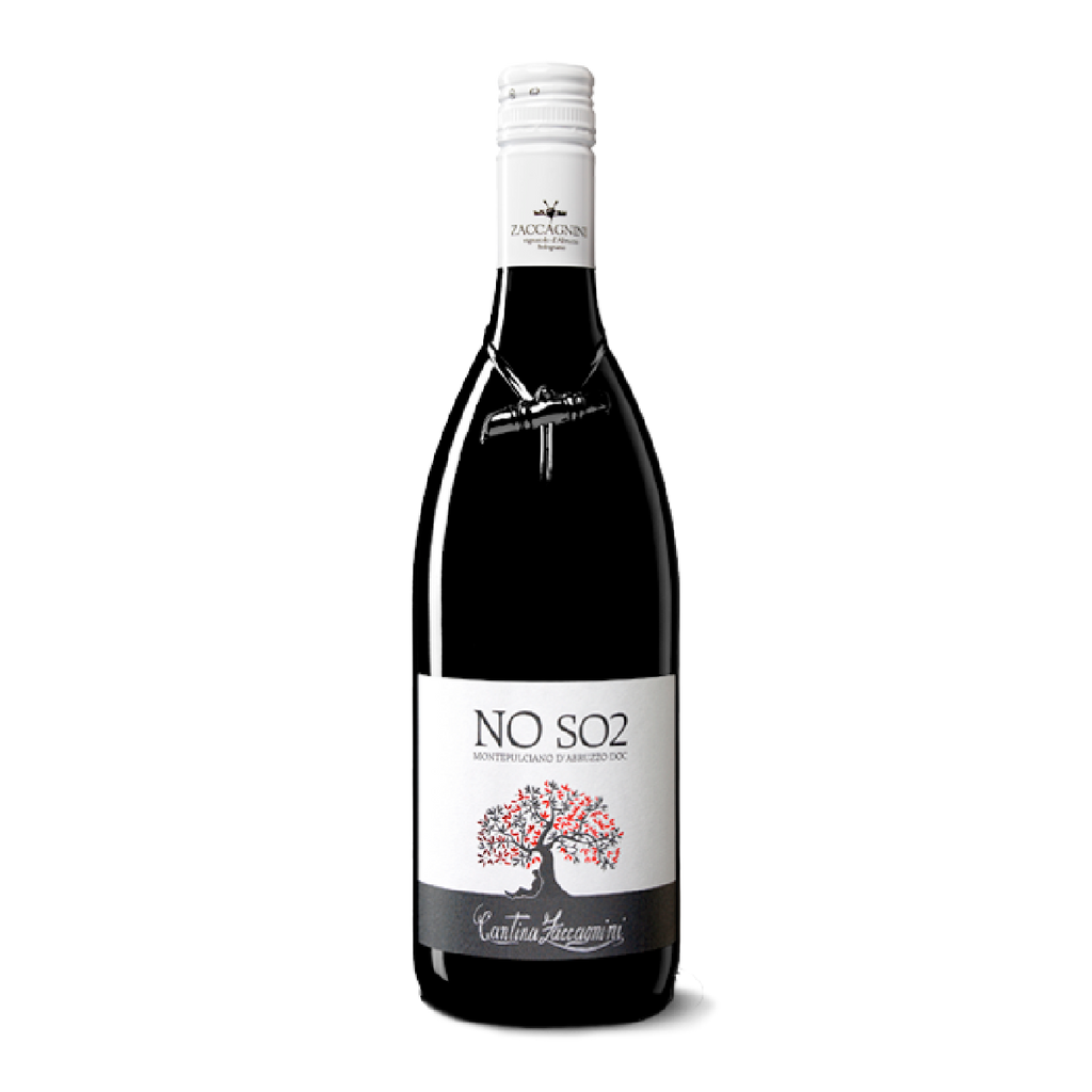CANTINA ZACCAGNINI - NO SO2 750 ML