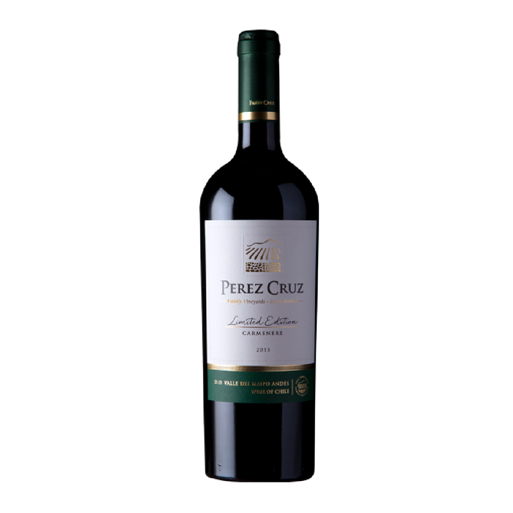 PEREZ CRUZ - CARMENERE LIMITED EDITION 750 ML