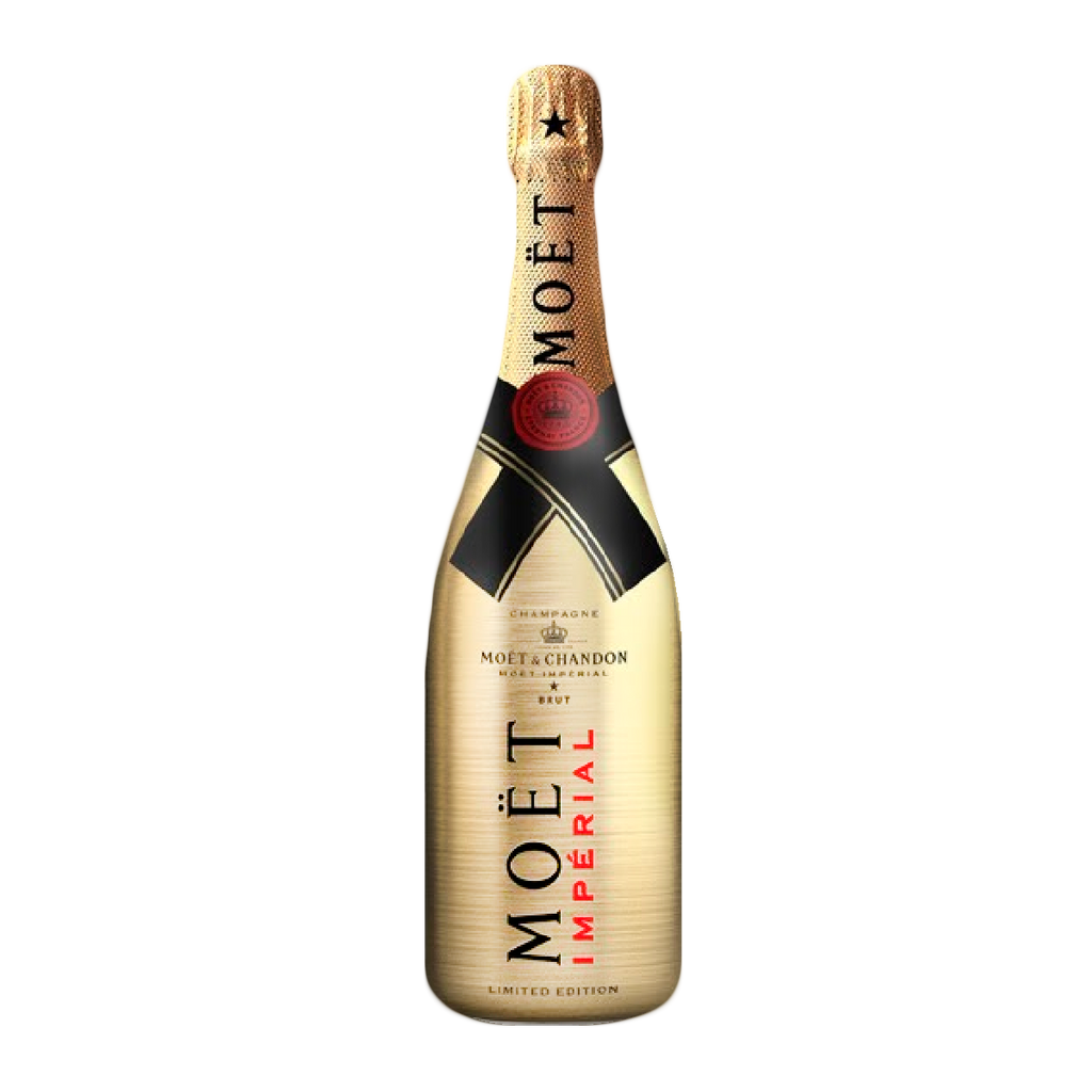 MOET & CHANDON - M&C BRUT IMPERIAL GOLDEN SLEEVE 1500 ML
