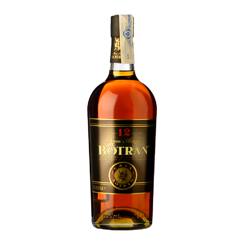 RON BOTRAN - 12 YEARS 750 ML