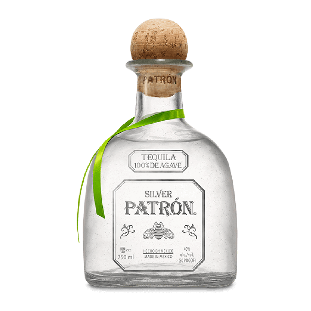 TEQUILA PATRON - SILVER 750 ML