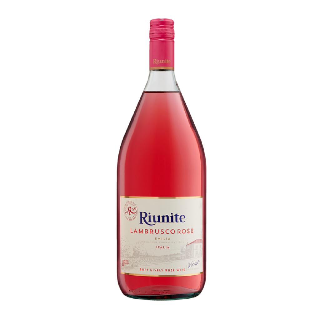CANTINE RIUNITE - LAMBRUSCO ROSE 1500 ML