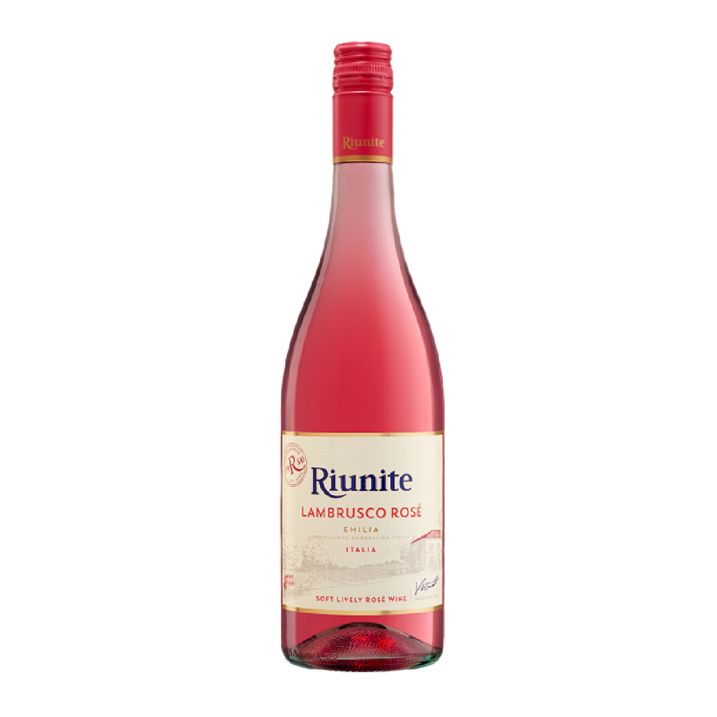 CANTINE RIUNITE - LAMBRUSCO ROSE 750 ML
