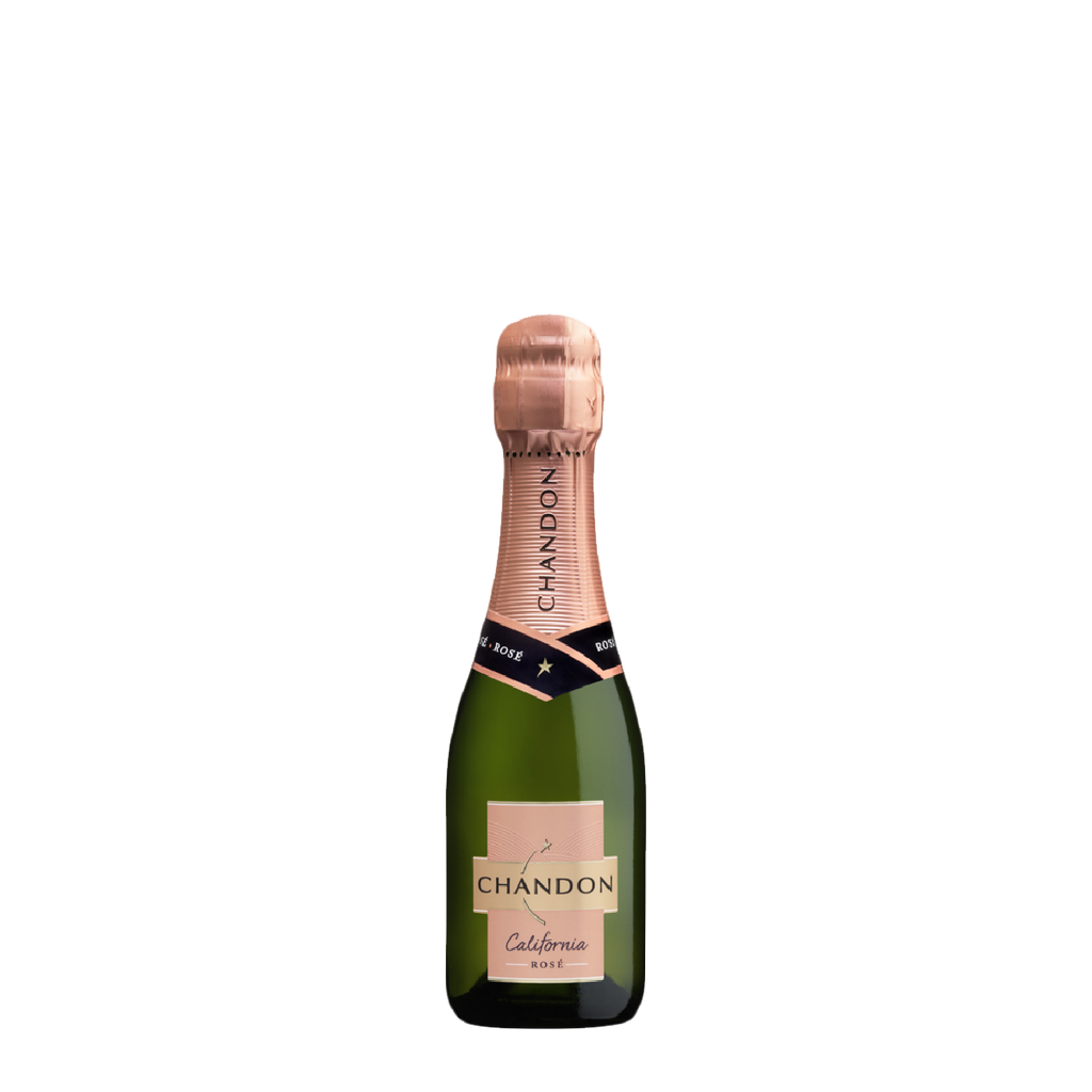 CHANDON - BRUT ROSE 187 ML
