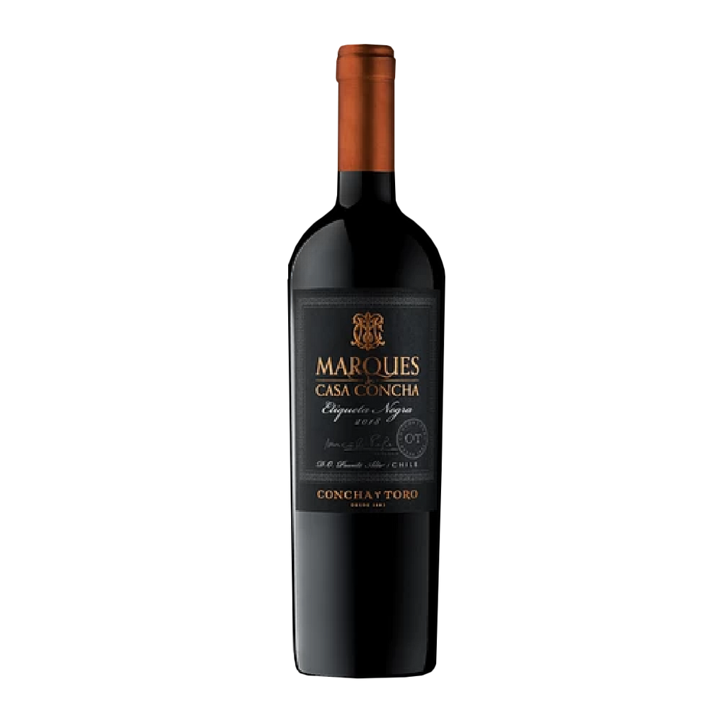 CONCHA Y TORO - MARQUES BLACK LABEL CABERNET SAUVIGNON 750 ML