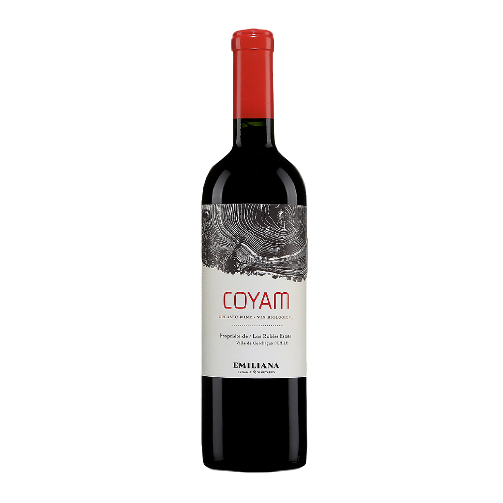 EMILIANA VINEYARDS - COYAM BLEND 750 ML