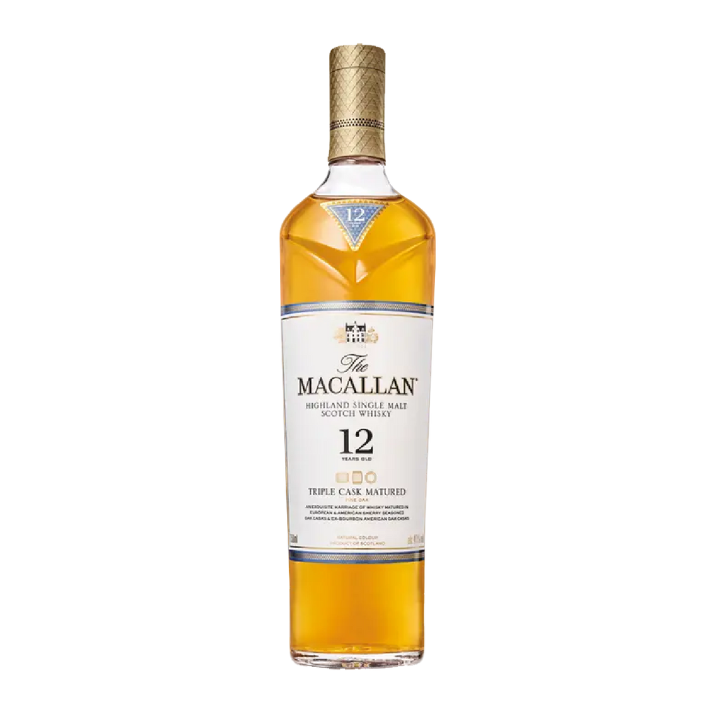 MACALLAN - TRIPLE CASK MATURED 12 YEARS 700 ML