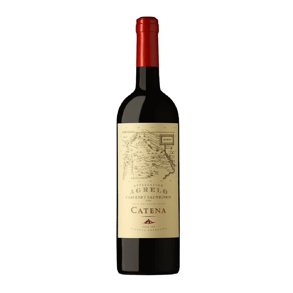 "CATENA ZAPATA - CATENA APPELLATION ""AGRELO"" CABERNET SAUVIGNON 750 ML"