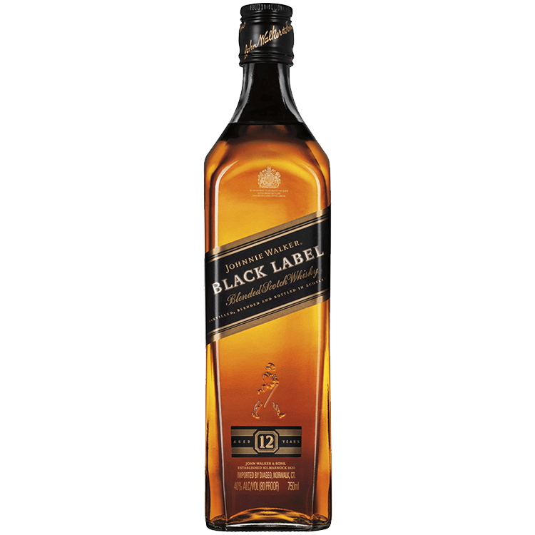 BLACK LABEL 375 ML