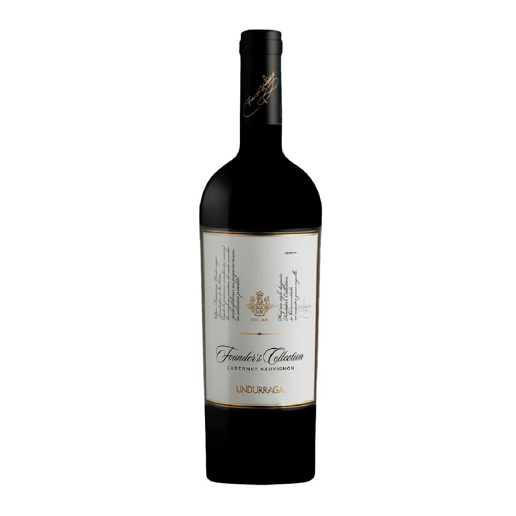 UNDURRAGA - FOUNDERS COLLECTION CABERNET 750 ML