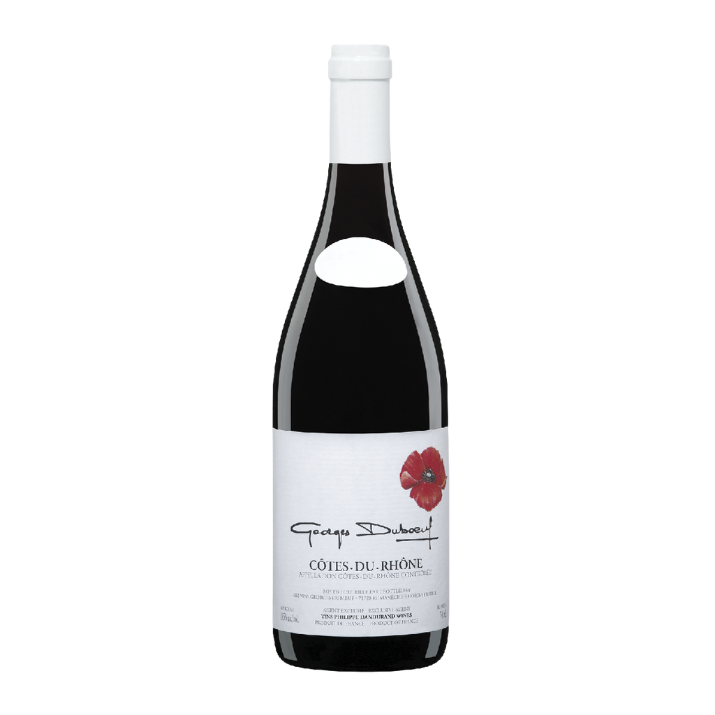 VINS GEORGES DUBOEUF - GEORGES DUBOEUF COTES DU RHONE 750 ML
