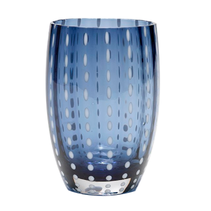 PERLE TUMBLER BLUE GREY
