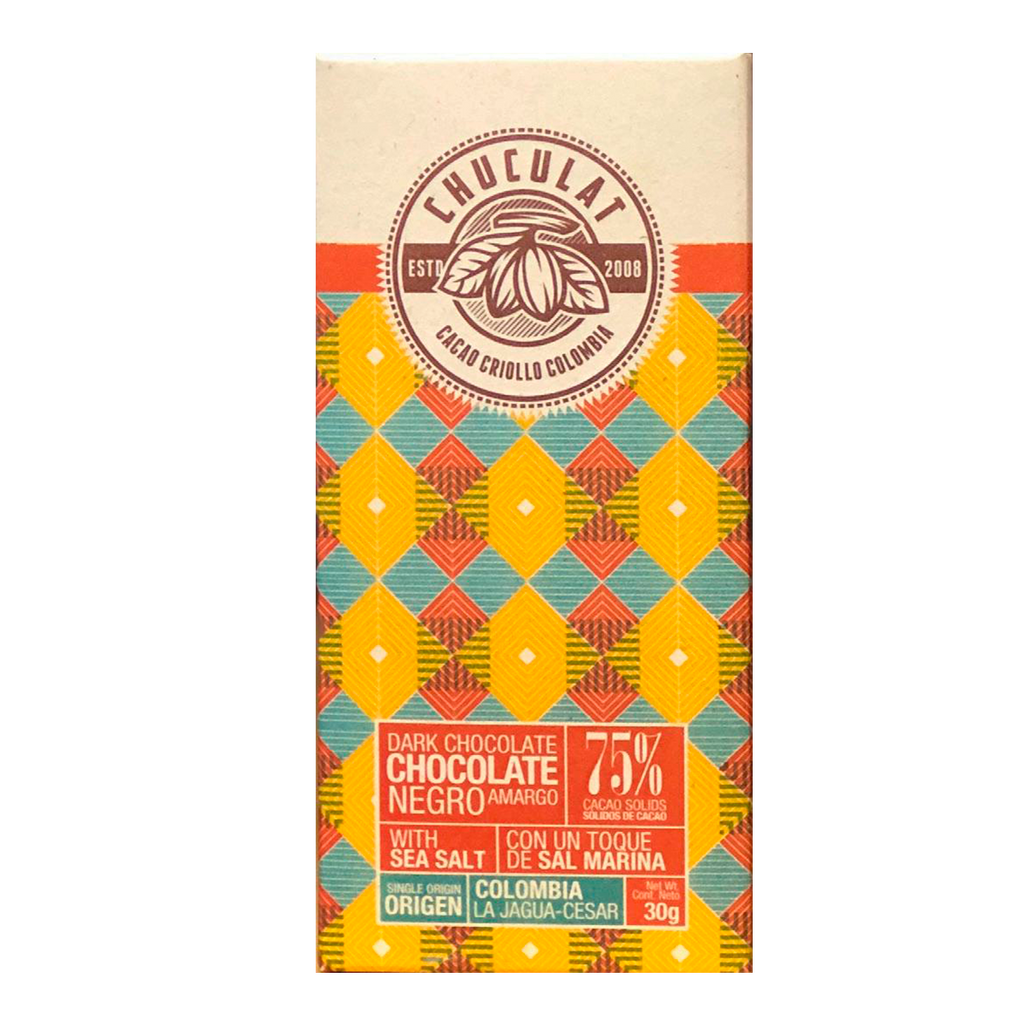 TABLETA DE CHOCOLATE CESAR 75%