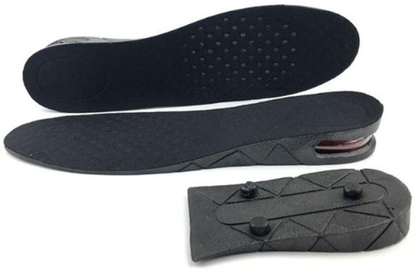 3-9cm Height Increase Insole Cushion Height Lift Adjustable