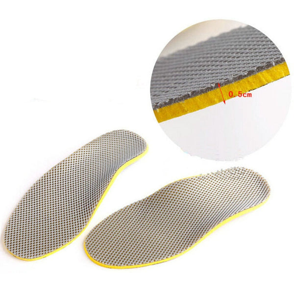 Hot Sale Bamboo Insole Unisex EVA Orthotic Arch Support