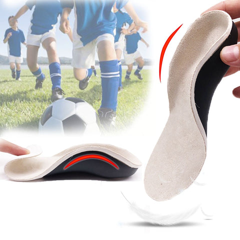 3D Orthotic Insoles flat feet for kids and Children