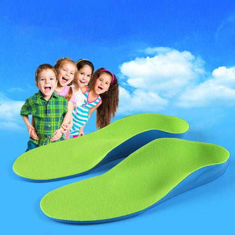 New Kids Orthopedic Insoles For Children