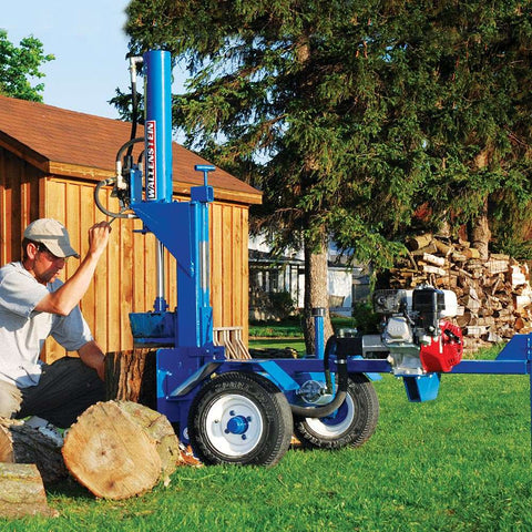 LOG SPLITTER'S