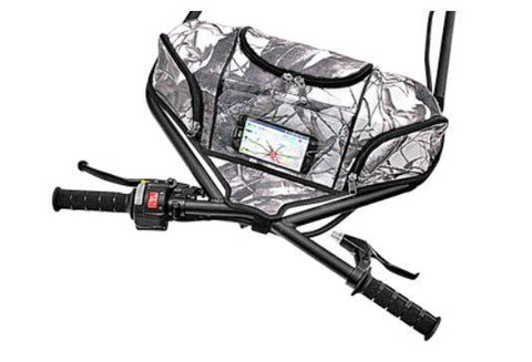HANDLEBAR BAG IN BLACK
