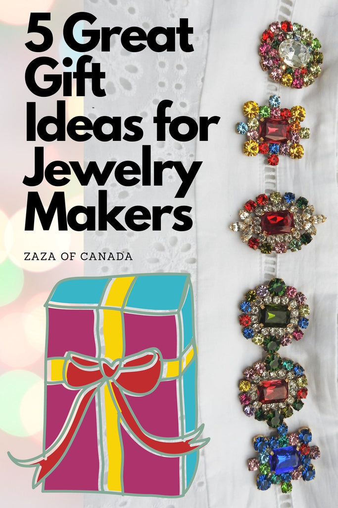 Gift Ideas for Jewelry Makers
