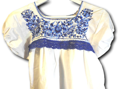 Mexican clothes for girls