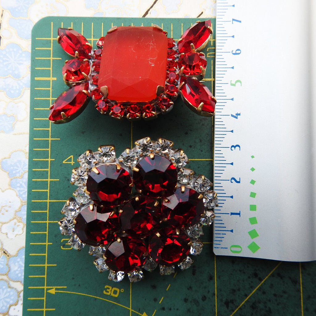 red hat pins and brooches
