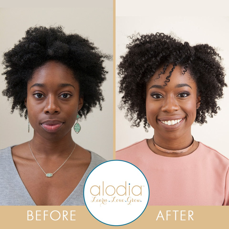 Have Low Porosity Hair That S Dry And Unmanageable Learn How Alodia H