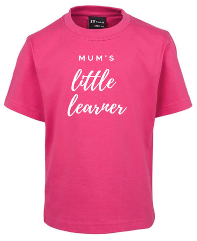 Mum's Little Learner - T-SHIRT